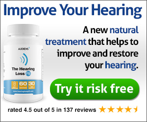 Audiens Hearing Loss Pill