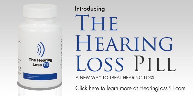 Hearing Loss Vitamins