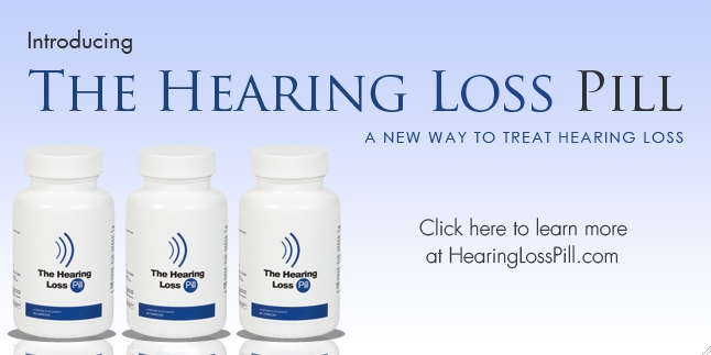 Hearing Loss Cure